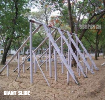 Group Obstacle Race / Snake Race